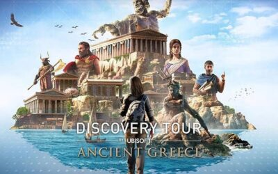 Geschichte lernen mit Assassin's Creed Discovery Tour!