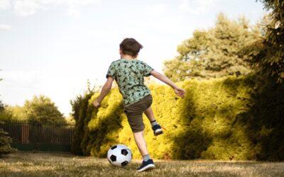 Ballsportübungen für Zuhause