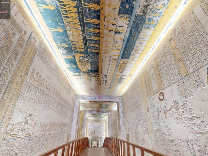 Grabstätte Ramses
