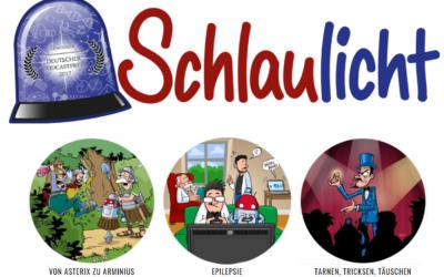 Schlaulicht – ein Podcast für Kinder