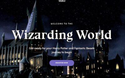 Die zauberhafte Welt von Harry Potter