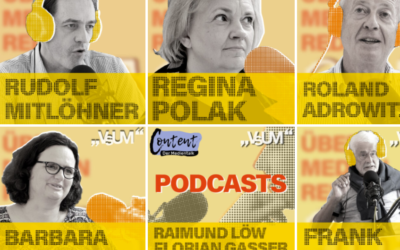 "Podcast ""365- Über Medien reden"""